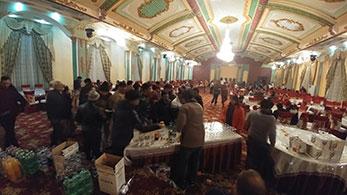 Bishkek FAM Trip